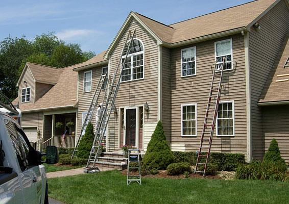 Exterior Painting Contractor Plymouth Ma Thinkpainting