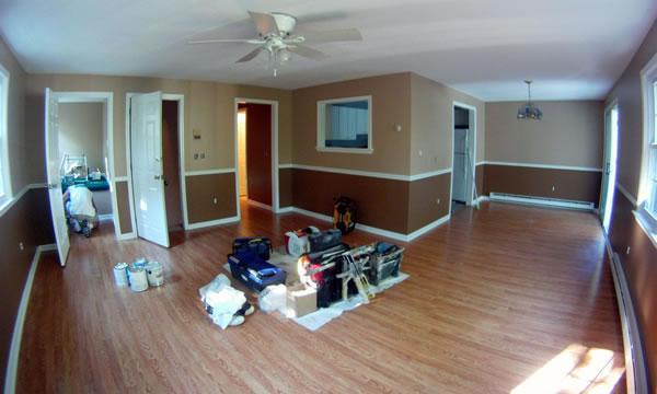 Attleboro MA Interior and Exterior Painting Contractor