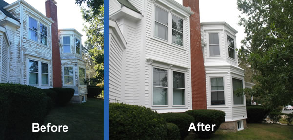 Painting Contractor Serving Foxboro MA.