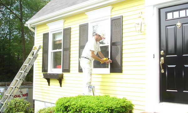 Bellingham MA Interior and Exterior Painting Contractor
