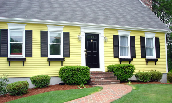 Norfolk County MA Interior and Exterior Painting Contractor