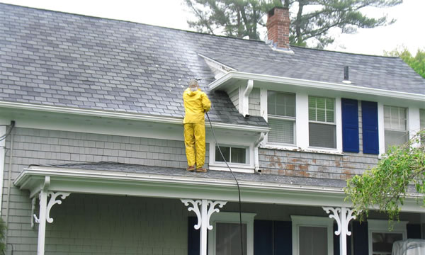 Painting Contractor in Plymouth County, Massachusetts.