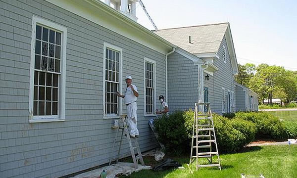 House Painters in Massachusetts and Rhode Island
