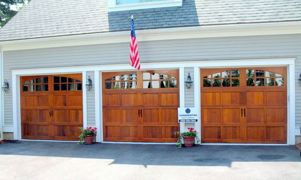 Exterior Staining Contractor in Massachusetts and Rhode Island.
