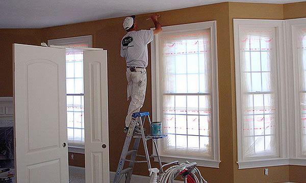 Interior Painting Contractor in South Eastern Massachusetts