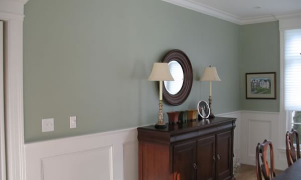 Interior Repainting Contractor in Massachussets