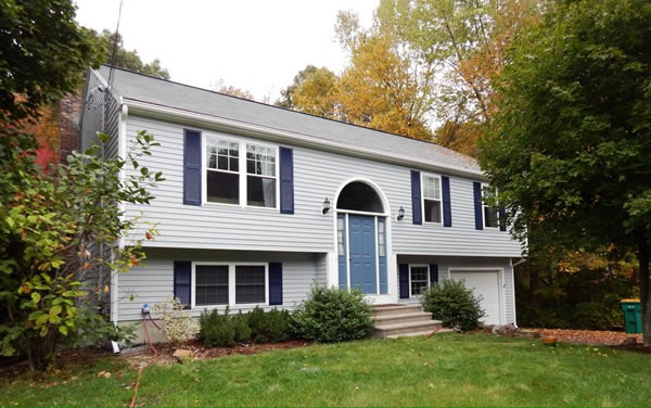 House painting contractor attleboro ma thinkpainting - Exterior house painting contractors ...