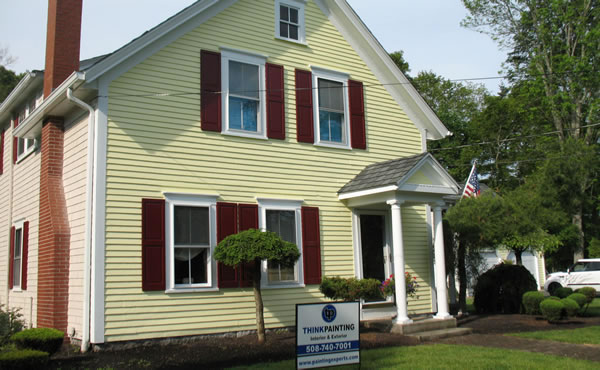 House Painters In Mansfield Ma Thinkpainting
