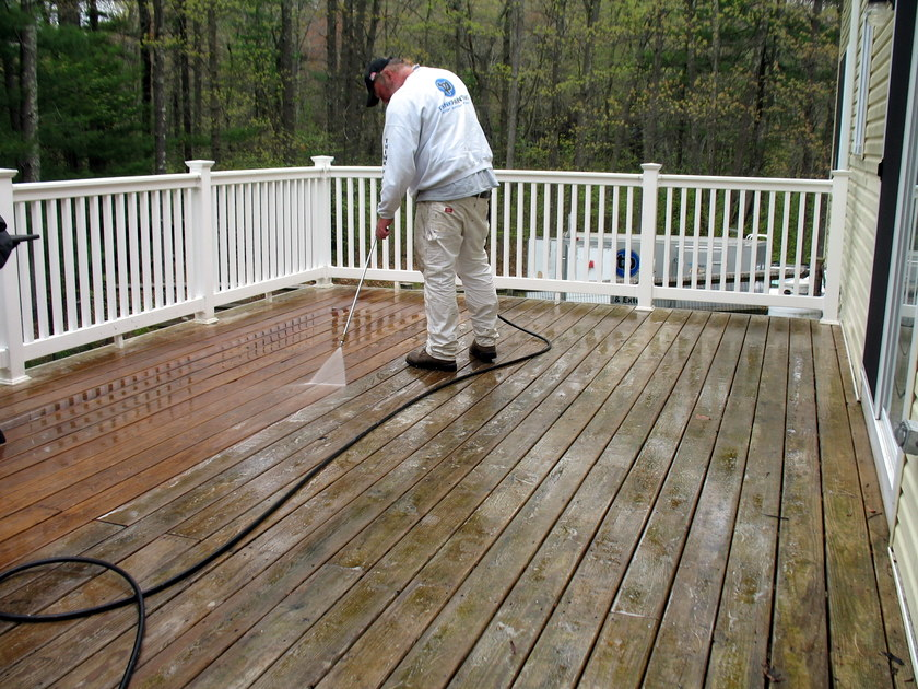 Deck Staining In Massachusetts Think Painting Deck Restoration