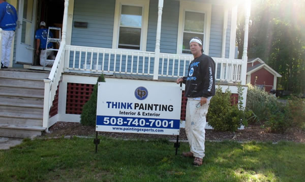 Mansfield Ma Painting Services Interiors And Exteriors