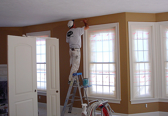 Interior Painting projects!
