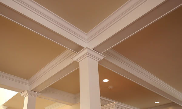 Trim and Moulding Painter