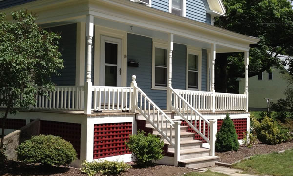 Changing The Exterior Color Of Your Home.