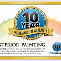 Cold Weather Exterior Painting